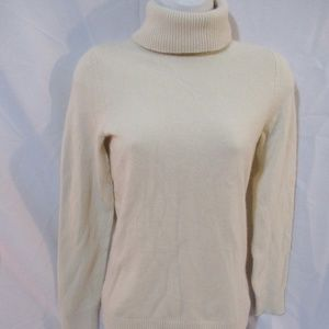 VINEYARD VINES Cashmere Turtleneck Sweater Pullovr